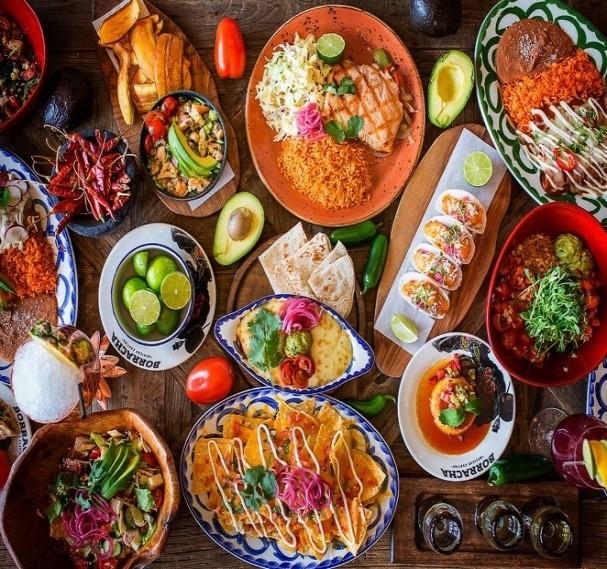 Spanish Cuisines